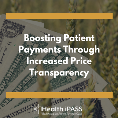 Boosting Patient Payments