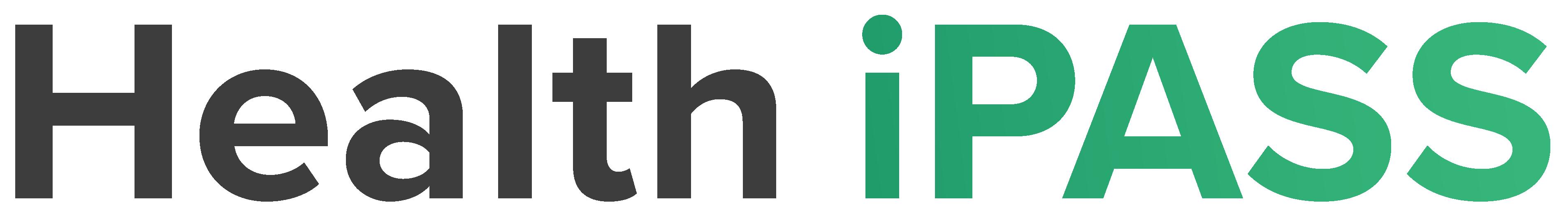 Health iPASS Logo Studyv367