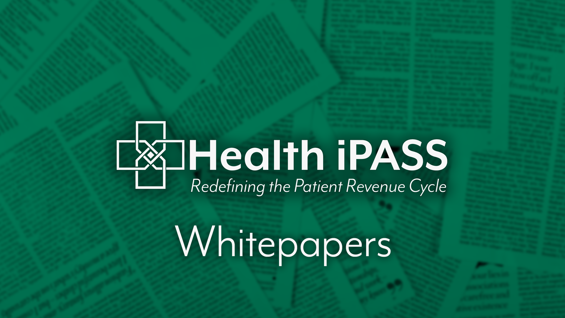 HiP White Papers
